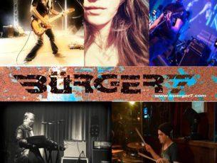 Burger7 va filma un videoclip la Medias