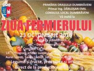Ziua Fermierului, la Dumbraveni