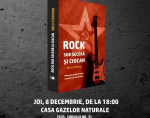 """Rock sub secera si ciocan"" se lanseaza la Medias"