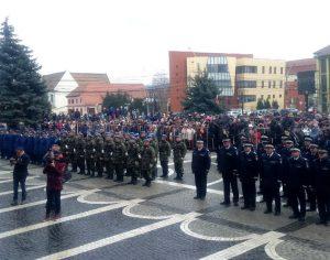 Medias: Parada Militara de Ziua Nationala a Romaniei (video)