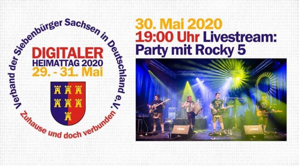 Concert online ROCKY5